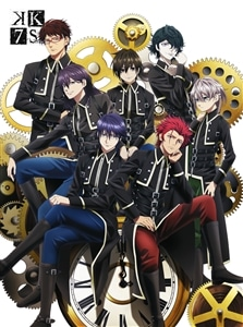 K SEVEN STORIES Blu-ray BOX SIDE:ONE【期間限定版】