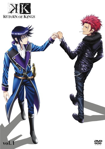 TVアニメ「K RETURN OF KINGS」vol.1(初回限定版)
