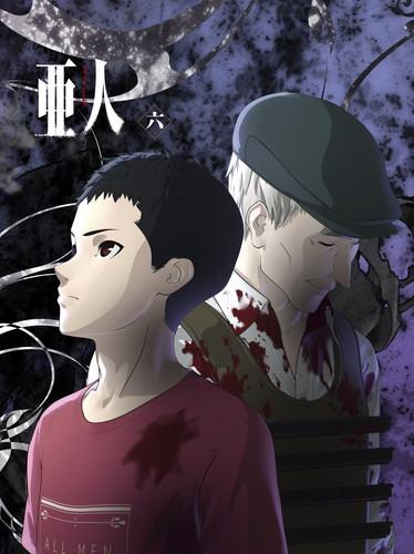 亜人 六(Blu-ray初回生産限定版)