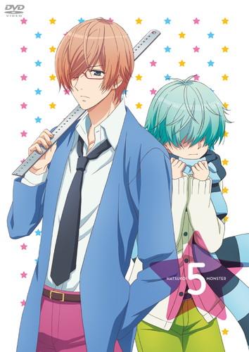 初恋モンスター 5(初回限定版)Blu-ray