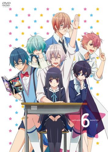 初恋モンスター 6(初回限定版)Blu-ray