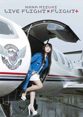NANA MIZUKI LIVE FLIGHT×FLIGHT+