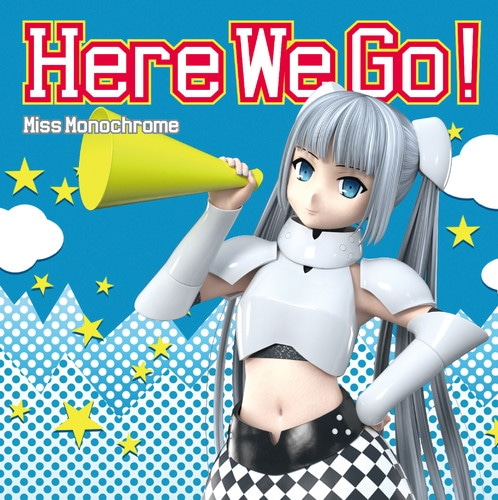 「Here We Go !」【初回限定盤】