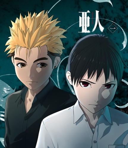 亜人 一(Blu-ray初回生産限定版)