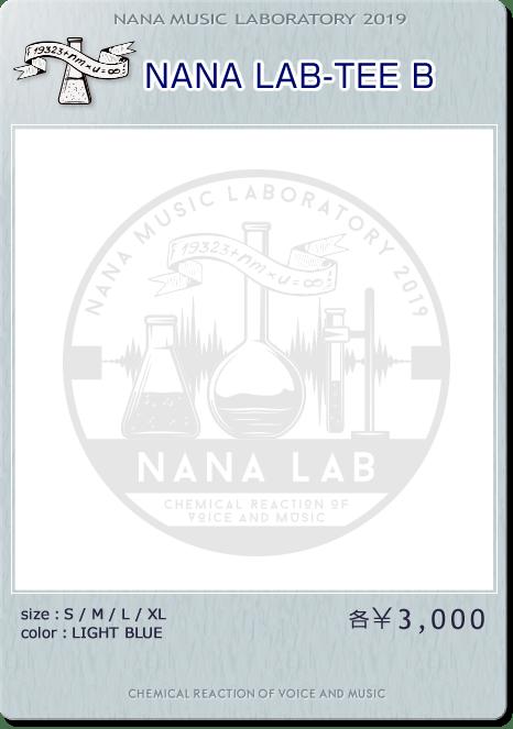 NANA LAB-TEE B