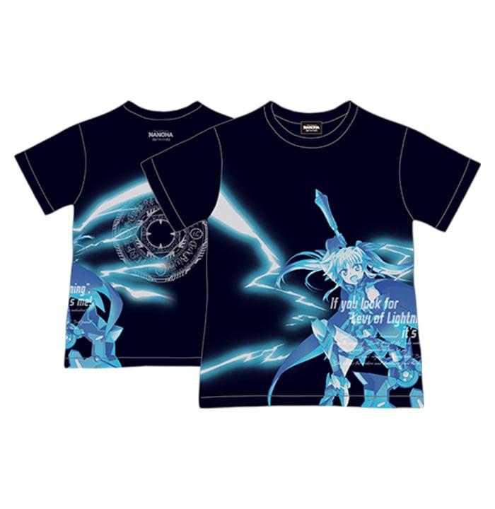 「魔法少女リリカルなのは Reflection」Tシャツ(レヴィ)