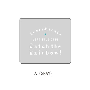 リストバンドA【LIVE TOUR 2019 Catch the Rainbow!】