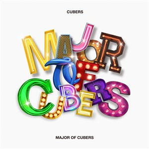MAJOR OF CUBERS<初回限定盤>