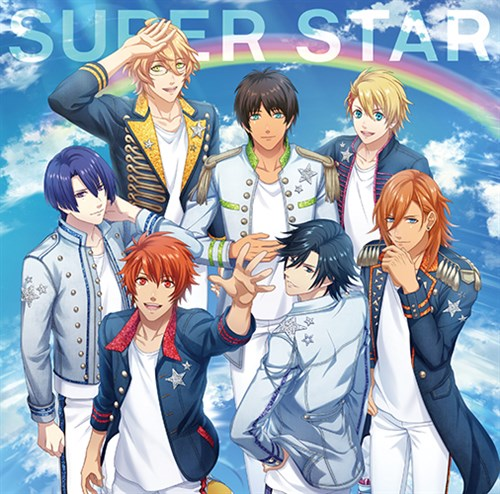 うたの☆プリンスさまっ♪SUPER STAR/THIS IS...!/Genesis HE★VENS
