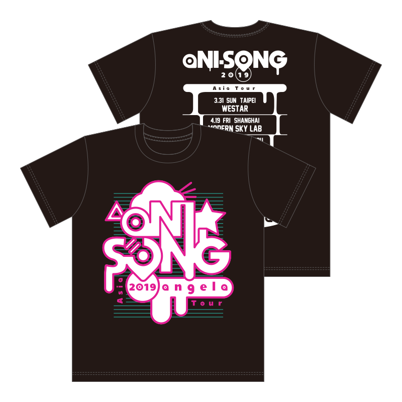 aNI-SONG Tシャツ
