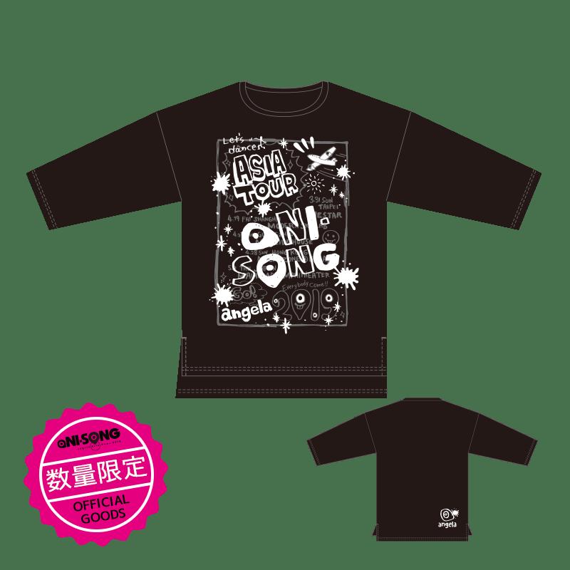 〜七分袖・ロング丈〜 Tシャツ